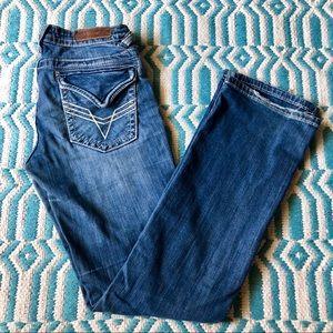 Vigoss 👖Fit Boot Leg Jeans